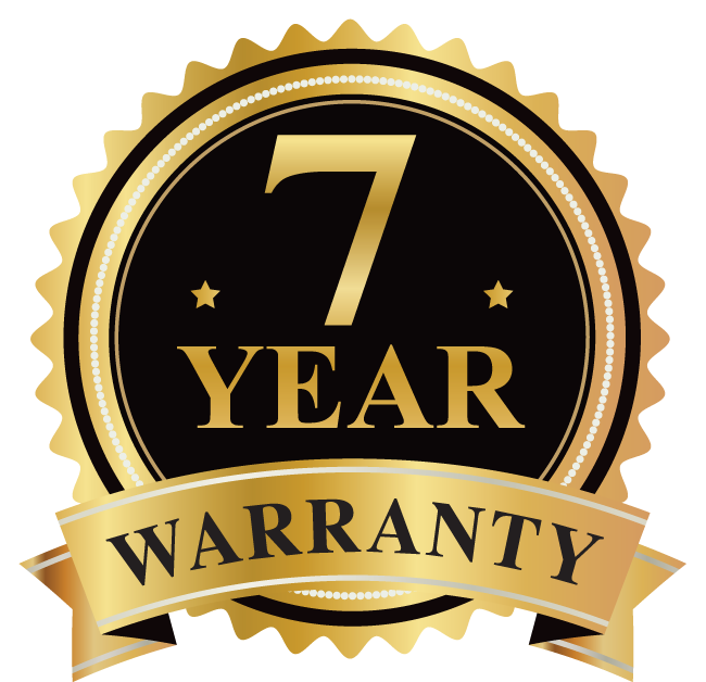 3 Year Extended Warranty (Total 7 Years)