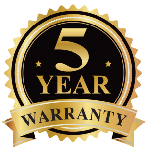 1 Year Extended Warranty (Total 5 Years)