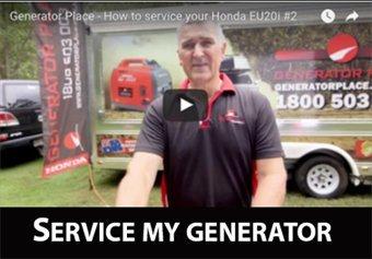 How Do I Service My Generator Video Thumbnail