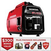 Honda Generators Dealer