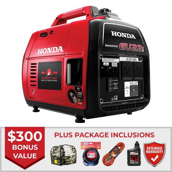 Honda EU22i Generator - Web Deal