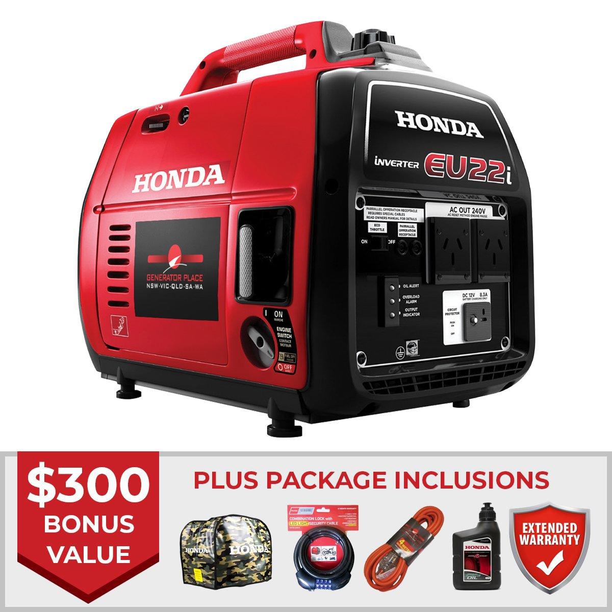 Chwalebne 1 Honda Generator Dealer in Australia | Generator Place - Free NJ08