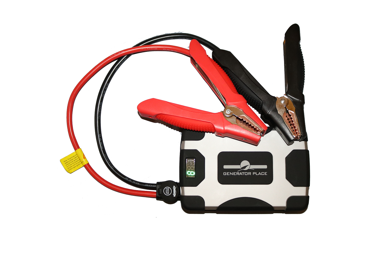 Jumpstarter + Clamps R1