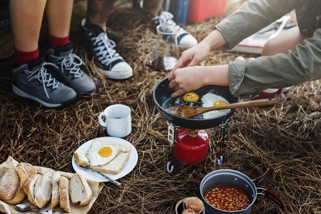 Fool Proof Australian Camping Recipes