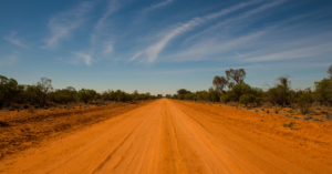 outback places in Australia