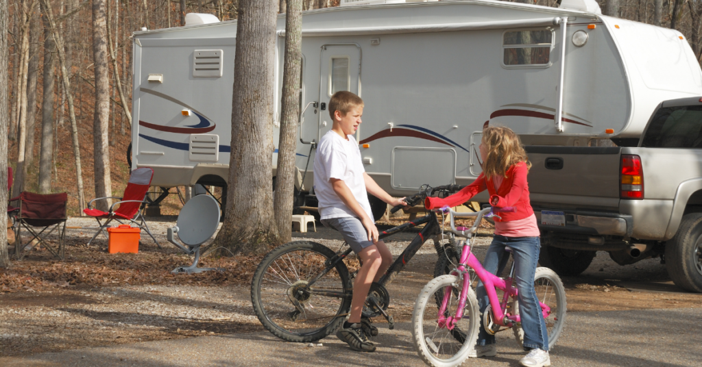 Kids and Campground Safety